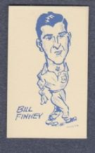 Stoke City Bill Finney (PY)